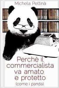 Perchè il commercialista va amato e protetto come i panda copertina