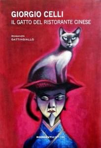 Copertina libro di Giorgio Celli, Il gatto del ristorante cinese