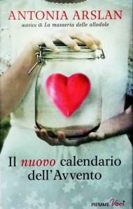 Copertina libro Il nuovo calendario dell'Avvento di Antonia Arslan