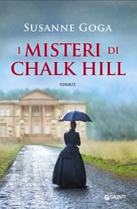 Copertina libro I misteri di Chalk Hill, di Susanne Goga
