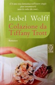 Copertina libro Colazione da Tiffany Trott, di Isabel Trott