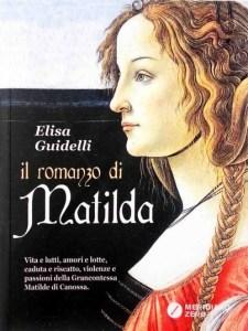 Copertina libro Il romanzo di Matilda, Elisa Guidelli