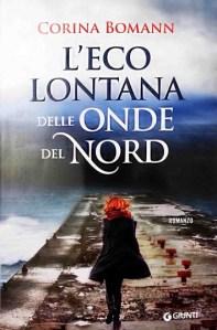 Copertina libro L'Eco lontana delle onde del nord, di Corina Bomann