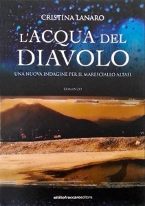 Copertina libro L'acqua del diavolo, di Cristina Lanaro