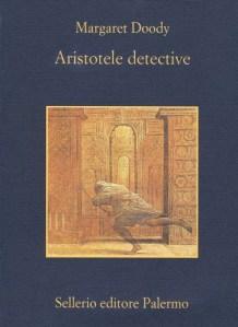 Copertina libro Aristotele detective, di Margaret Doody