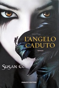 Copertina libro L'angelo caduto di Susan Ee