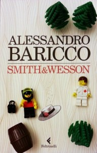 Copertina libro Smith & Wesson di Alessandro Baricco