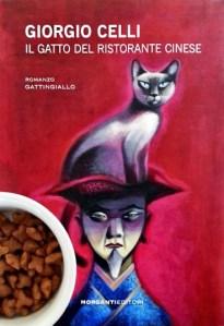 Il gatto del ristorante cinese, libro giallo di Giorgio Celli