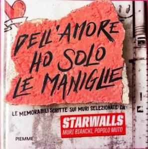 Libro collettivo Starwalls, Dell'amore ho solo le maniglie