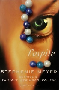 Romanzo young adult L'Ospite di Stephenie Meyer