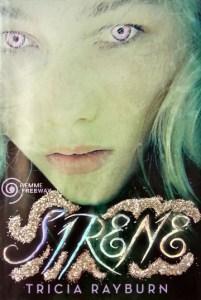 Romanzo young adult Sirene di Tricia Rayburn