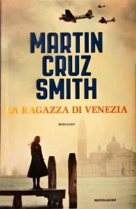 Copertina romanzo storico La ragazza di Venezia di Martin Cruz Smith