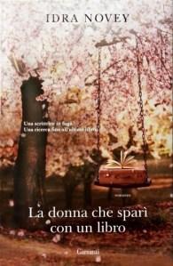 Copertina romanzo Idra Novey, La donna che sparì con un libro
