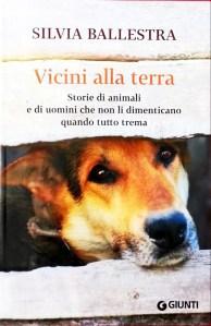 Copertina libro di Silvia Ballestra, Vicini alla terra