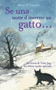 Copertina libro Se una notte d'inverno un gatto di Denis C'Connor