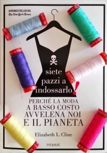 Articolo sulla fast fashion, Siete pazzi a indossarlo, di Elizabeth L. Cline