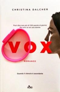 Romanzo Vox di Christina Dalcher