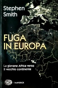 Copertina libro di Stephen Smith Fuga in Europa