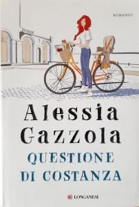 Copertina romanzo Questione di Costanza di Alessia Gazzola